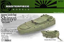 WWII Japanese Shinyo boat (Sea Quake) 1/35th scale