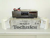 Technics RS-AZ6 High-End Kassettendeck in OVP w.NEU, inkl. BDA, 2J. Garantie