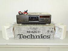 Technics RS-AZ6 High-End Kassettendeck in OVP w.NEU, inkl. BDA, 2J. Garantie