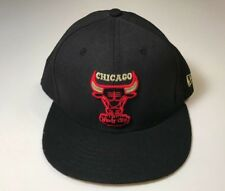 34549965d56 New Era 9Fifty Chicago Bulls Hardwood Classic NBA Hat Snapback