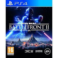 Preordine 17 novembre 2017 STAR WARS BATTLEFRONT II 2 nuovo Playstation 4 PS4
