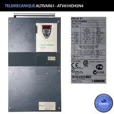 ATV61HD45N4 Inverter SCHNEIDER TELEMECANIQUE ALTIVAR61 45kw // USED & TESTED