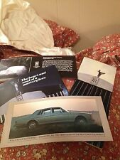 Rolls-Royce Advertising pieces - 12 pieces