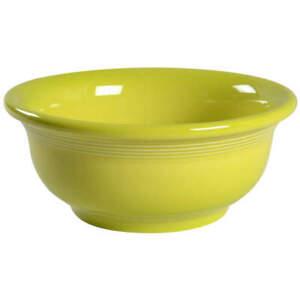Homer Laughlin Fiesta Lemongrass  Mixing Bowl 10265960