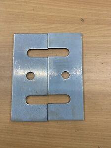 Genuine JCB 3.0mm Shim Pair   - Part No. 153/02801