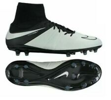 Nike Hypervenom Phantom Ii Lthr Acc Fg Black Bone Soccer Cleats Shoes 10 747501