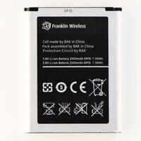 Franklin Wireless Standard Battery V604454AR (2100mAh) 3.8V for MHS900L JetPack