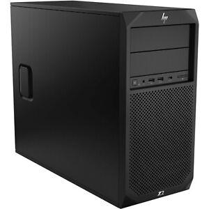 HP Z2 G4 Workstation, Mini-Tower, i5-9500, 8GB/1TB HDD, Win10 P