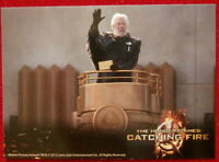THE HUNGER GAMES - CATCHING FIRE - Indvidual Base Card #16 - President Snow