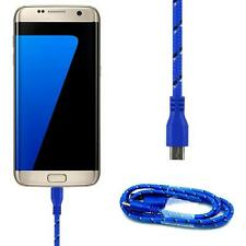 Micro USB 3M 10FT Data Sync Cable Charger for Samsung /HTC etc Android Blue