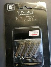 EISHINDO  T-GAUGE  ECHELLE  1/450 ème  RAILS  REF  R-012