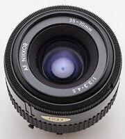Nikon AF Nikkor 35-70mm 35-70 mm 1:3.3-4.5 3.3-4.5 Objektiv lens