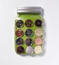 Green Magnetic Reward Jar • Childrens Gift • Star Jar • Good Behaviour Jar