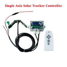 Single Axis Solar Tracker Controller DC12V24V for Solar Panel System UK Shipping