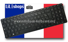 Clavier Fr AZERTY HP Pavilion 15-p065nf 15-p069nf 15-p070nf 15-p098nf Backlit