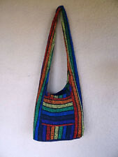 Baja Hippie Bag #2 Crossbody Sling Shoulder Tote Purse Bojo Hoodie Fabric