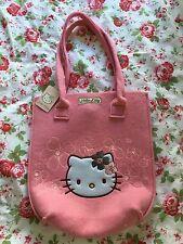 Hello Kitty Tasche Rosa Filztasche Sanrio Hellokitty Henkeltasche Handtasche