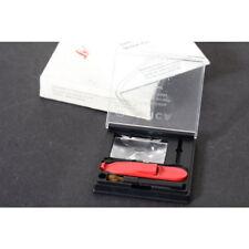 Leica 14347 R8 Einstellscheibe Klarscheibe mit Fadenkreuz / Klarglasscheibe