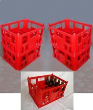 Beer/Milk Crate - brand new, holds 20 x 500ml bottles. * Multi buy available *
