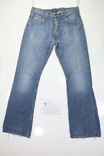 Lee Denver Flare Bootcut(Cod.Y1841) tg.47 W33 L34 jeans usato Vita Alta Original