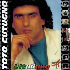CD NUOVO/scatola originale-TOTO CUTUGNO-L 'ITALIANO