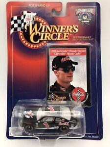 DALE EARNHARDT JR #1 COCA-COLA 1/64 WINNERS CIRCLE 1998 NASCAR DIECAST