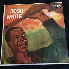 Josh White S/T Decca DL 8665 Mono David Stone Martin Art Strange Fruit