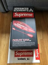 Supreme Advanced Elements Packlite Kayak Red SS18 Brand New NIB W/ Email