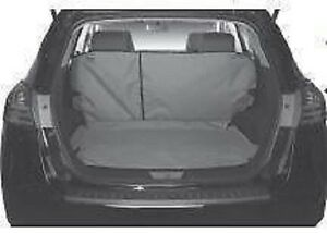 Vehicle Custom Cargo Area Liner Black Fits 07-12 Volkswagen Golf/GTI/Rabbit/R32