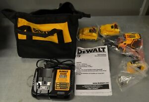 Dewalt DCD706 12V Brushless Hammer Drill Kit With 2 Batteries & Charger NEW