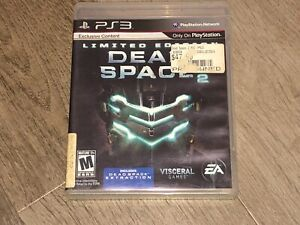 Dead Space 2 Limited Edition PlayStation 3 PS3 Complete CIB Authentic