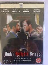 under hellgate bridge dvd new and sealed dvd brand new item.  cert 18