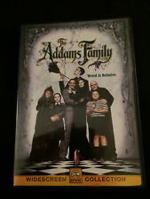 THE ADDAMS FAMILY DVD, 2000