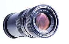 Portrait Lens Isco Göttingen Isconar 135 mm f 4 M42  14 Blades SN 3552637