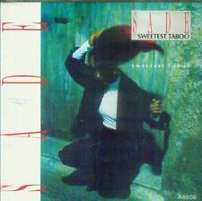 "7"" Sade/Sweetest Taboo (NL)"