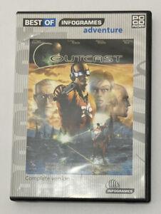 Outcast PC CD ROM