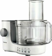 Kenwood FP120 400W 1.4L Compact Food Processor - White