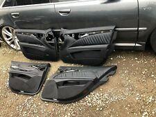 Mercedes-Benz W211 E63 AMG Nappa Leather door panel handle E350 E550 E500 E320