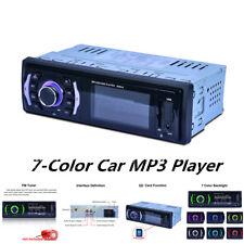 New listing Bluetooth In-Dash Car Auto Stereo Audio Eq Usb Tf Aux Input Mp3 Fm Radio Player