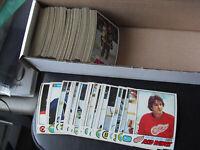 Lot of 209 1977-78 Topps Hockey Cards Commons Minor Stars Mint
