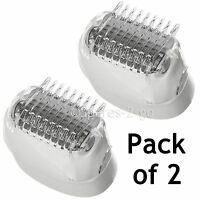 BRAUN Genuine Silk-Epil 5 7 Epilator Shaver Head SE5780 SE7280 SE7681 SE7871 x 2