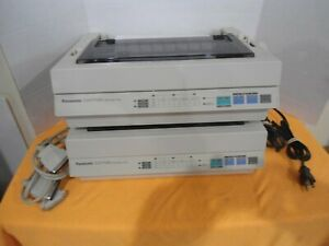 Panasonic KX-P1180 Multi-Mode Printer, 2 printer lot bundle!