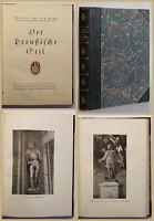 Bruck Der Preußische Stil 1916 Kunst Kultur Geschichte Landeskunde Geografie sf