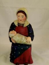 Leo Smith Blessed Virgin Mary from Holy Family Nativity Set Excellent Condition
