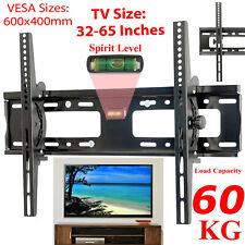 TV Wall Bracket Mount 32'' to 65'' Tilt For 3D Plasma LCD LED TV Holder