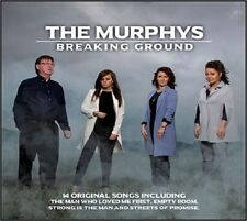 The Murphy's - Breaking Ground (New Release) CD