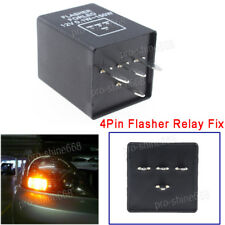 EP29 LED Flasher Relay Fix Hyper Flash Turn Signal Decoder Equalizer For Cadilla