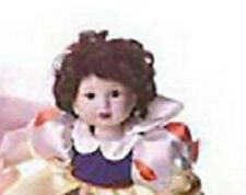 Rare Marie Osmond Disney Snow White Tiny Tot Doll W/ Blue Bird Hand Numbered Nib