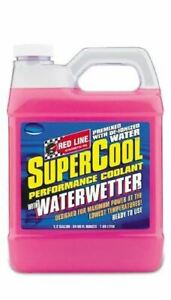 Red Line 80205 Supercool with WaterWetter 1/2 Gal