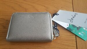 Ladies Metallic Purse From Joules Brand New